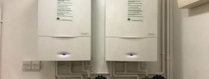 Worcester Greenstar boiler
